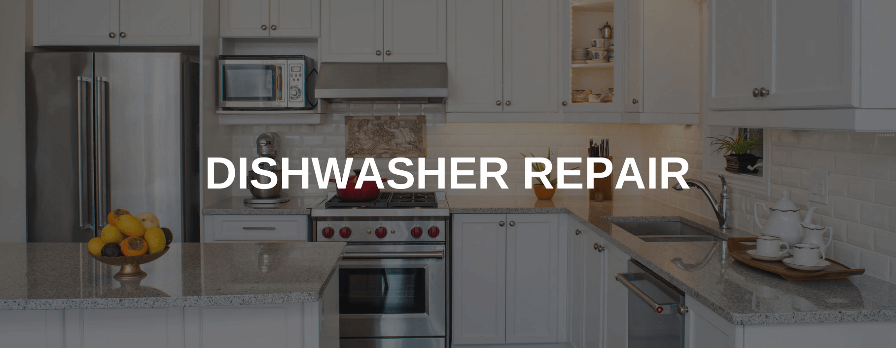 dishwasher repair bellevue