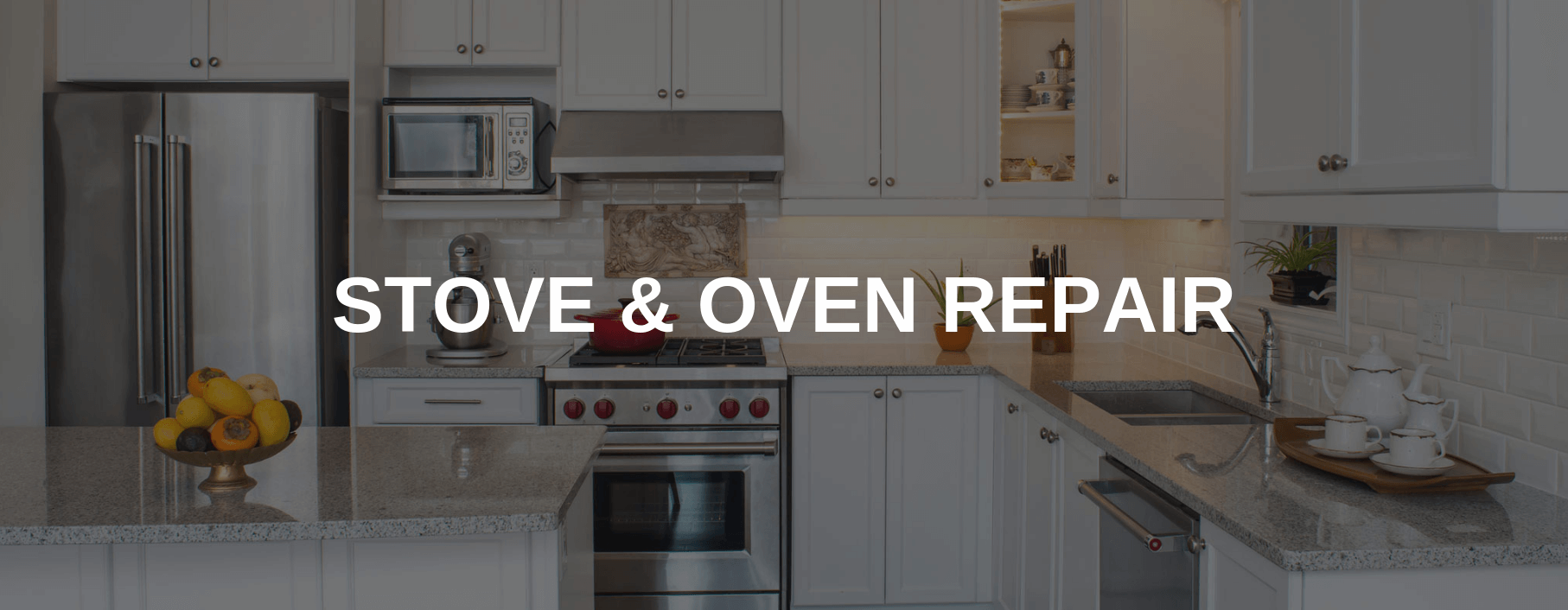 stove repair bellevue
