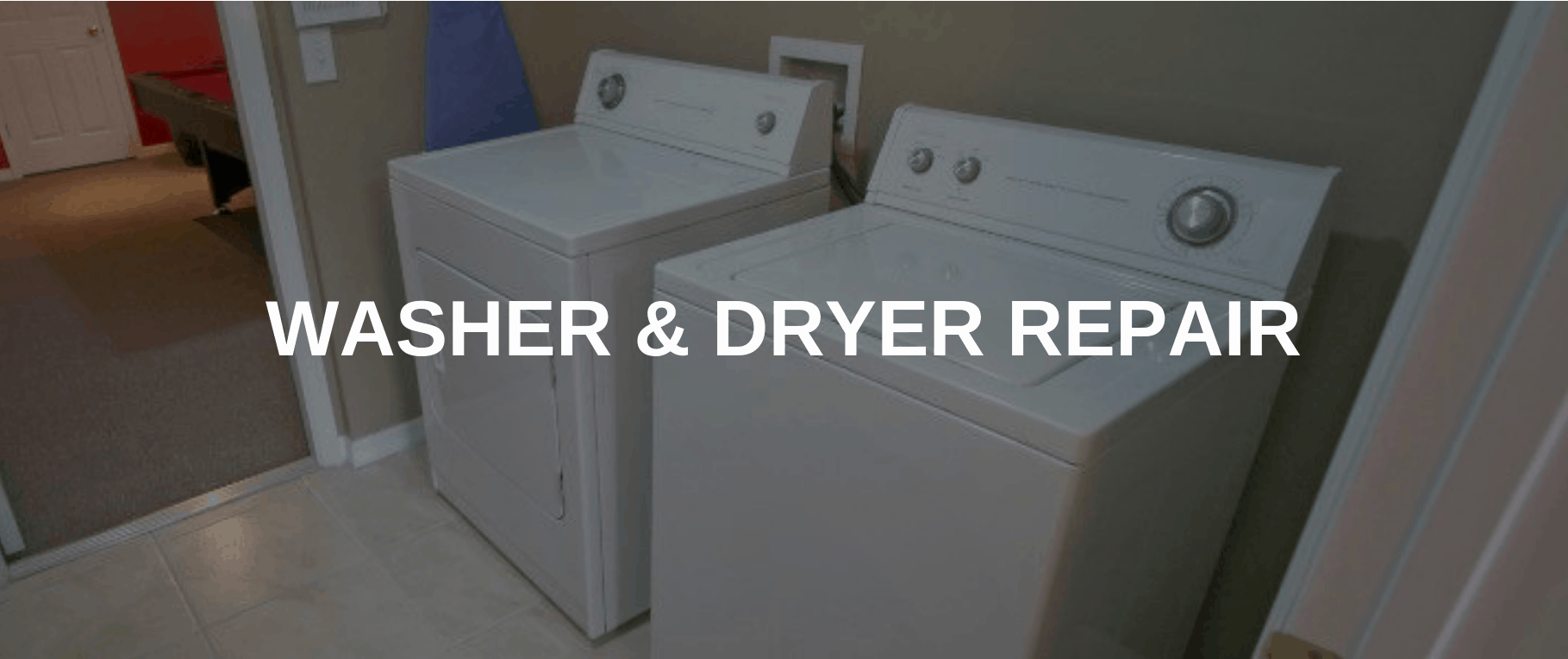 washing machine repair bellevue
